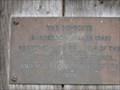 Image for Wroxton Dovecote Plaque - Wroxton, Oxfordshire, UK