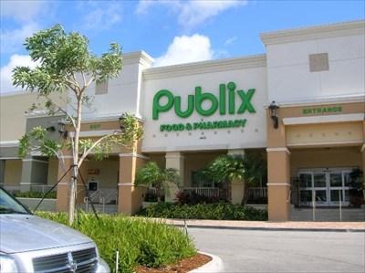 Publix Pompano Plaza Beach Florida Supermarkets