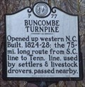 Image for Buncombe Turnpike P-77 - Asheville, North Carolina