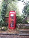 Image for Red Telephone Box , Latimer - Bucks