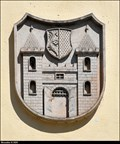 Image for Znak Jicína na Staré radnici / Coat of arms of Jicín on the Old Town Hall - Jicín (East Bohemia)