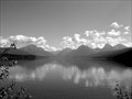 Image for Evening McDonald Lake - Glacier National Park