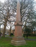 Image for HMS Powerful Obelisk - Victoria Park - Portsmouth, Hampshire
