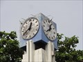 Image for Chonburi City Hall Clock—Chonburi, Thailand.