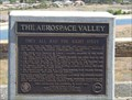 Image for The Aerospace Valley - Palmdale, CA