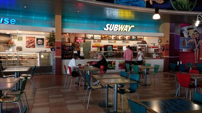 Subway 10332 In Mt Shasta Mall Redding Ca Restaurants On Waymarking