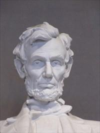 Lincoln, Close-Up, Washington, DC