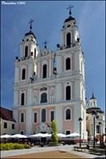Image for Šv. Kotrynos bažnycia / Church of St. Catherine - Vilnius (Lithuania)