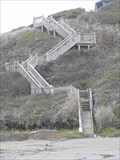 Image for Georgie's Beach Access Stairway - Newport, Oregon