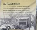 Image for The Hadsall House - Marais des Cygnes SHS, Linn Co. KS