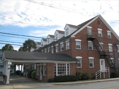Gone Chesterfield Inn Myrtle Beach South Carolina U S National Register Of Historic Places On Waymarking