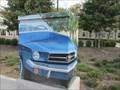 Image for Blue Mustang & Moreau School Box - Hayward, CA