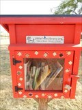 Image for Selma Stage Stop Park Free Little Library - Selma, TX