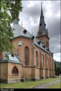 Image for Kostel Nanebevzetí Panny Marie / Church of the Assumption of Virgin Mary - Horní Maršov (North-East Bohemia)
