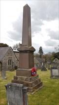 Image for Memorial Obelisk - St Michael - Kniveton, Derbyshire