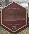 Image for MHM The Barber House - Winnipeg MB