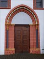 Image for Doorway Kath. Pfarrkirche Maria Himmelfahrt - Bendorf-Sayn, RP, Germany