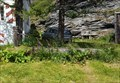 Image for Wooden Fountain near Simplon Pass - Simplon, VS, Switzerland