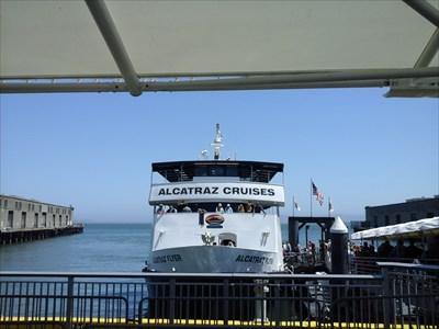 Alcatraz Cruises San Francisco Ca Scenic Boat Rides On