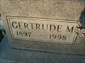 Image for 101 - Gertrude M. Crabb - Arcadia IOOF Cem. - Arcadia, OK