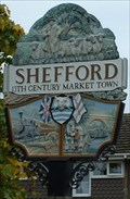 Image for Town Sign, Shefford, Beds, UK