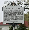 Image for John A. J. Creswell
