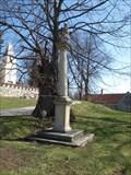 Image for Sloup se sochou sv. Jana Nepomuckého - Kámen, okres Pelhrimov, CZ