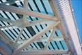 Image for First glass decked bridge (pedestrian & bike) - Redding CA