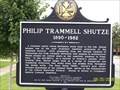Image for Philip Trammel Shutze