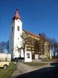 Image for Kostel sv. Tomáše z Canterbury - Nová Cerekev, okres Pelhrimov, CZ