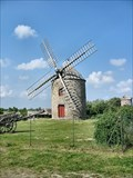 Image for Windmill in Cherrueix, Bretagne, France.