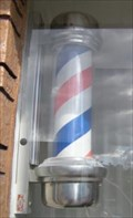 Image for Jim the Barber, Lawrenceville, Pittsburgh, Pennsylvania, USA
