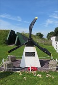 Image for RAF Carew Cheriton Memorial - Carew, Pembrokeshire, Wales.