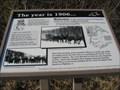 Image for St. Croix Logging Camp #8 Historical Marker – Rural Ely, MN
