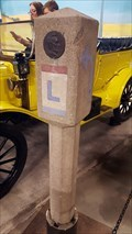 Image for Lincoln Highway Marker - California Auto Museum - Sacramento, CA