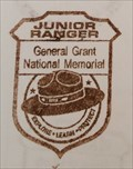 Image for General Grant National Memorial Junior Ranger - New York, NY