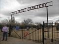 Image for 7th Street Cemetery Entrance Arch - Benson AZ