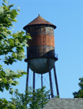 """Image for """"HOT"""" Water Tower - Okemah, OK"""