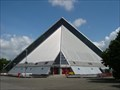 Image for Oasis Beach Pool Pyramid Building - Bedford, Bedfordshire, UK