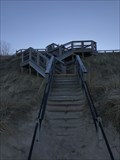 Image for Tunnel Park Stairs West - Holland, Michigan