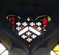 Image for Berkley coat of arms - St Mary - Frampton on Severn, Gloucestershire