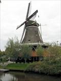 """Image for Cornmill """"De Weert"""", Meppel, the Netherlands."""