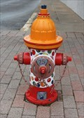 Image for Gumball Machine Hydrant - Ardmore, OK