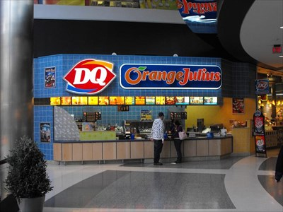 Dairy Queen Mall Of America Bloomington Mn Restaurants On Waymarking