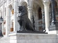 Image for Parliament Lions  -  Budapest, Hungary