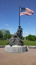 Image for The Honoring All Veterans Memorial