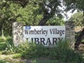 Image for Wimberley Village Library - Wimberley, TX