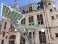 Image for Nièvre : le premier arbre solaire pousse à Nevers - France