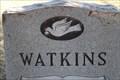 Image for Bobby & Ruby Watkins -- Rockwall Memorial Cemetery, Rockwall TX USA
