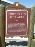 Image for FT CRAIG REST AREA - Historical Marker